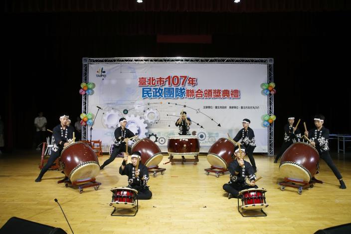 107年民政團隊聯合頒獎典禮