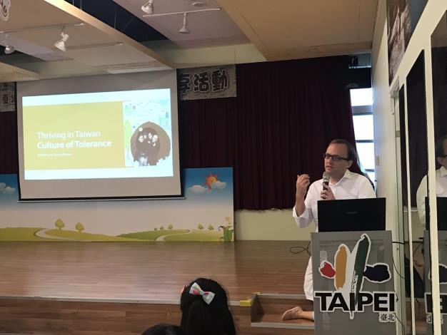 1.龔向華老師分享外國文化(1)