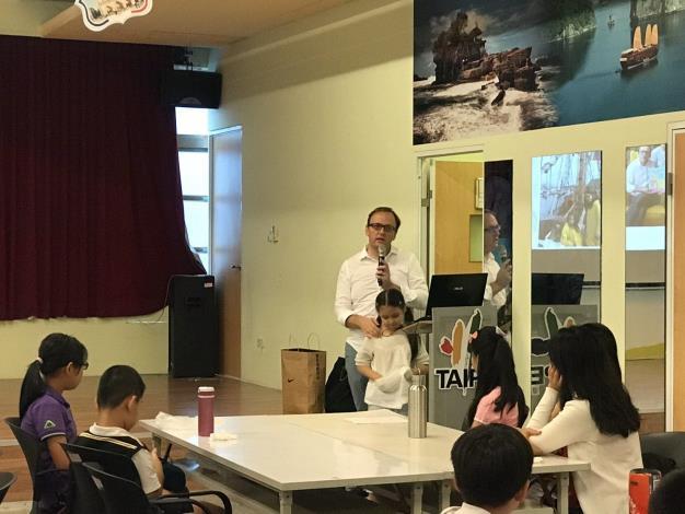 2.龔向華老師分享外國文化(2)