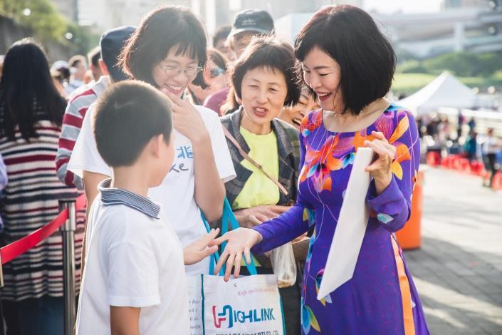 臺北市2018多元文化活動-南洋水燈節