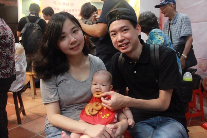 新手父母為寶貝孩子留下成長回憶