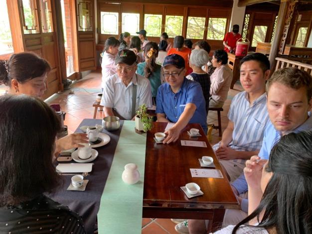 提供國外遊客感受臺灣在地特色