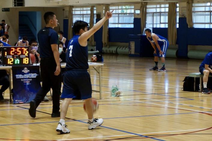 110年臺北市籃球社區聯誼賽5
