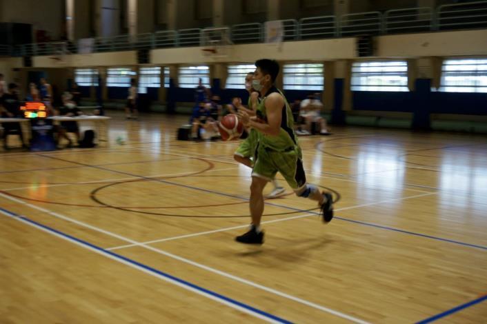 110年臺北市籃球社區聯誼賽6