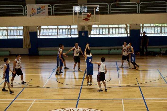 110年臺北市籃球社區聯誼賽3