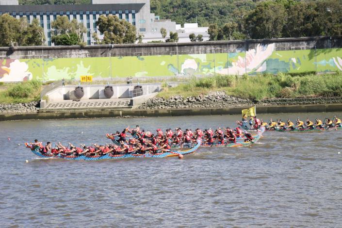 2021臺北國際龍舟錦標賽2