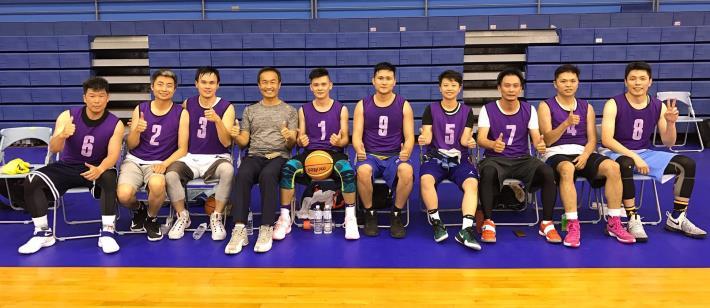 臺北市政府員工運動聯賽籃球項目