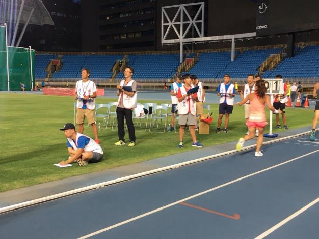 運動熱區-五千公尺挑戰賽