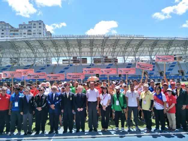 2018亞洲盃射箭賽第三站暨世界排名賽