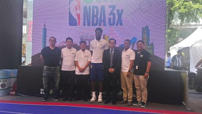 2018國泰NBA3X全國總決賽活動花絮