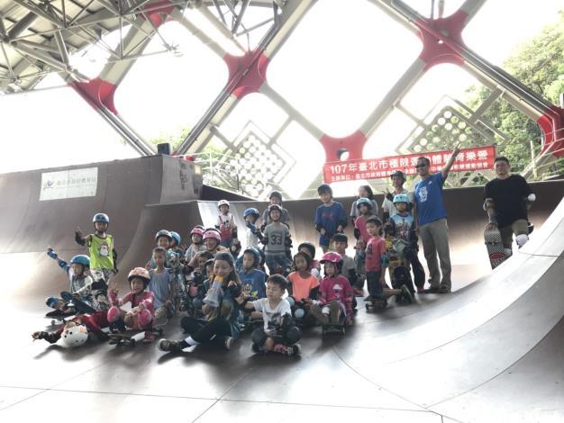 107極限運動育樂營