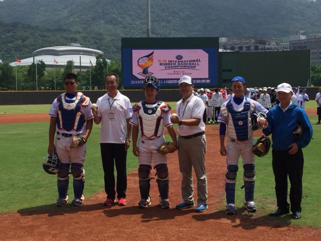 2018年第三屆U-18國際軟式棒球錦標賽花絮