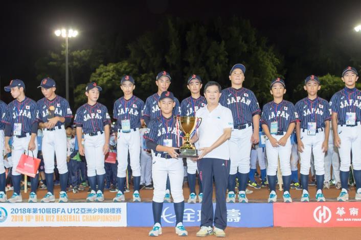 2018第十屆BFA U12亞洲少棒錦標賽花絮
