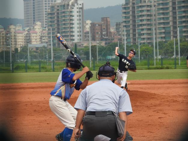 107年臺北市高中(職)學生暑期棒球社團聯賽