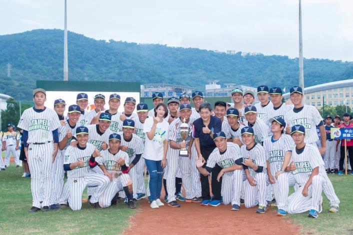 2018年第8屆興富發盃海峽兩岸城市棒球交流賽