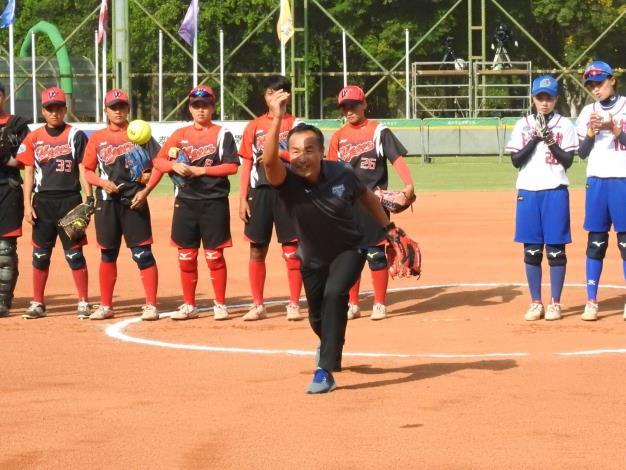 2018企業女子壘球聯賽花絮