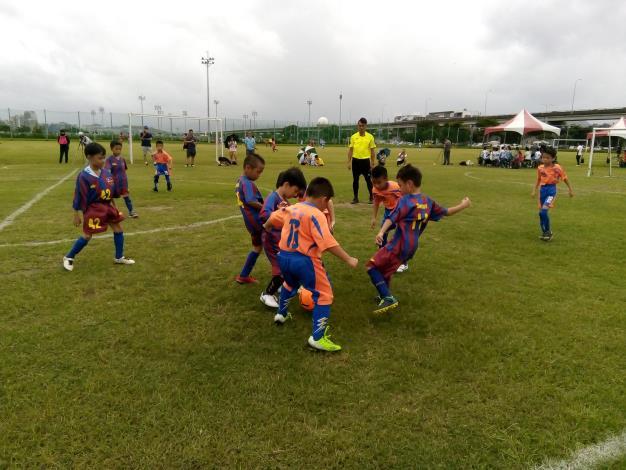 2018臺北市足球U聯賽