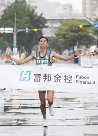 2018臺北馬拉松