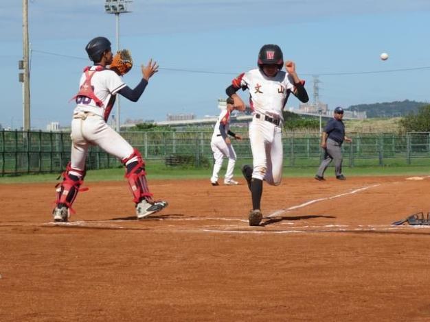 2018年第4屆臺北城市青少年社區棒球對抗賽