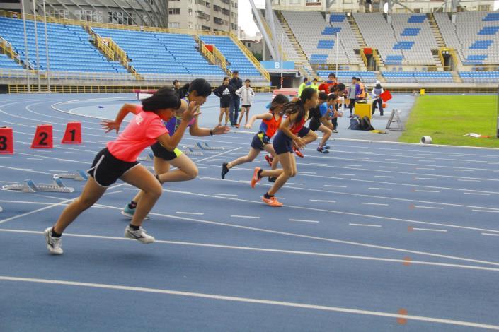 108年臺北市週末田徑自我挑戰賽第二梯次(0316場次)