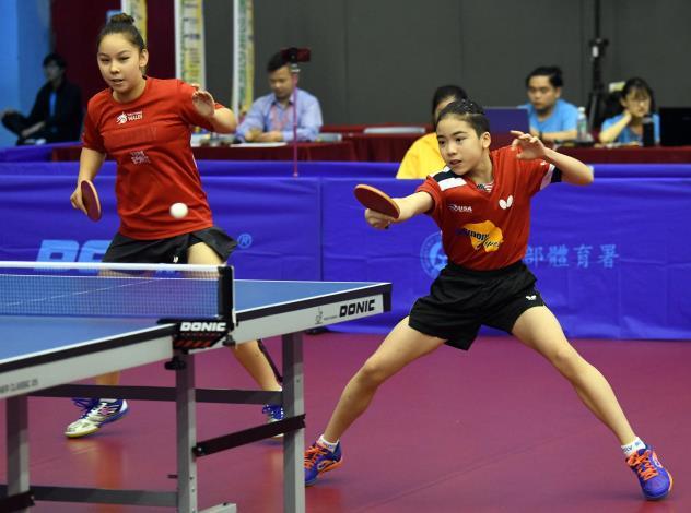 2019臺北青少年桌球公開賽