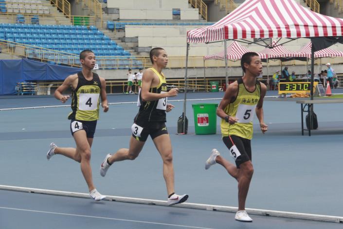 徑賽-高中男子3000公尺.JPG