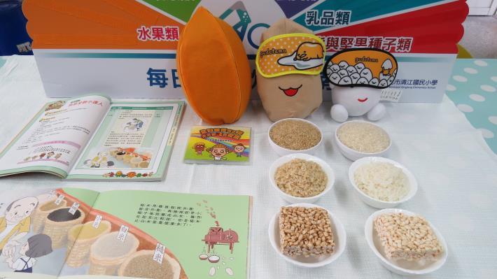 2-7._繪本導讀引起動機.米寶寶教具對應米糧食材及其加工品