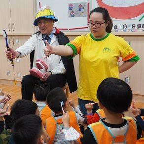 臺北市率全國之先達成「區區有非營利幼兒園」的目標!!