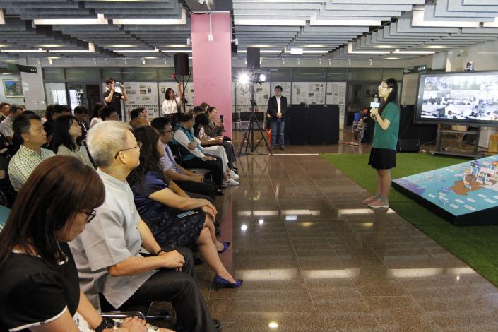 北一女中陳同學分享臺北醫學大學微課程學習心得