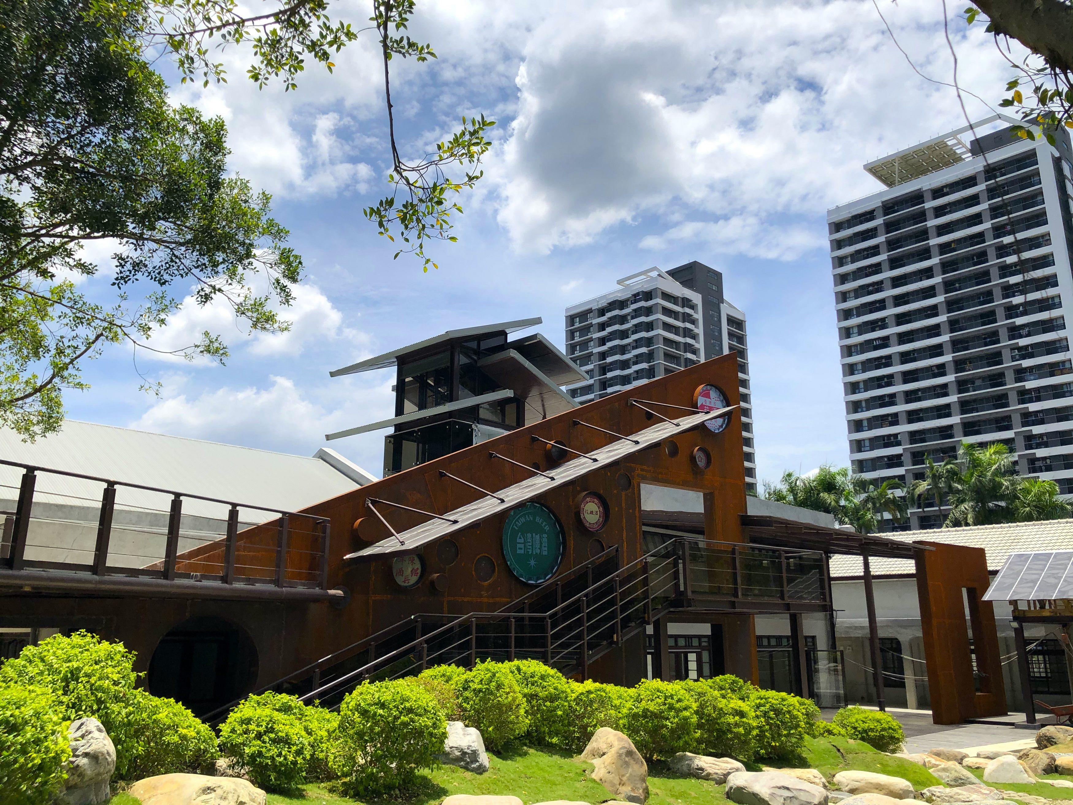 建築類04-臺北市南港瓶蓋工廠歷史建築及保留建物整修工程