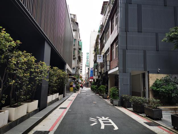 10當時的日本公務員宿舍區 仿效京都棋盤式街道
