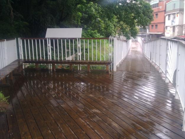 木棧道及平台