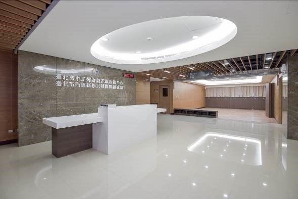 4樓婦女暨家庭服務中心大廳