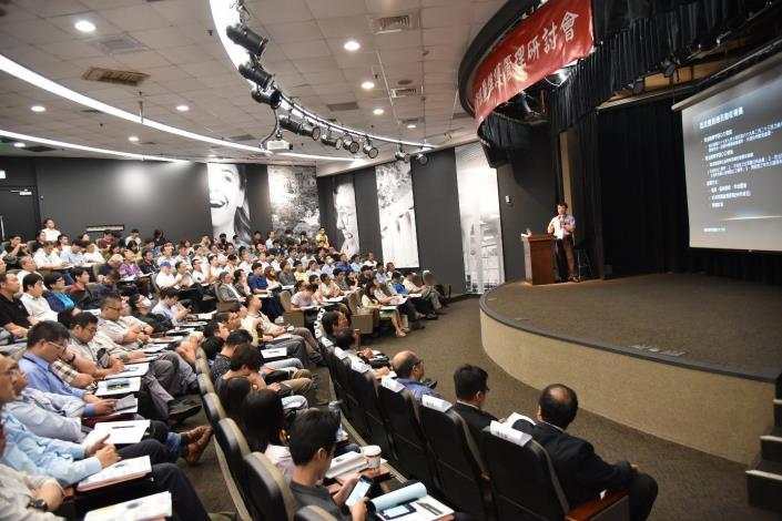 趙啟宏簡任技正講述道路管理相關法令分析