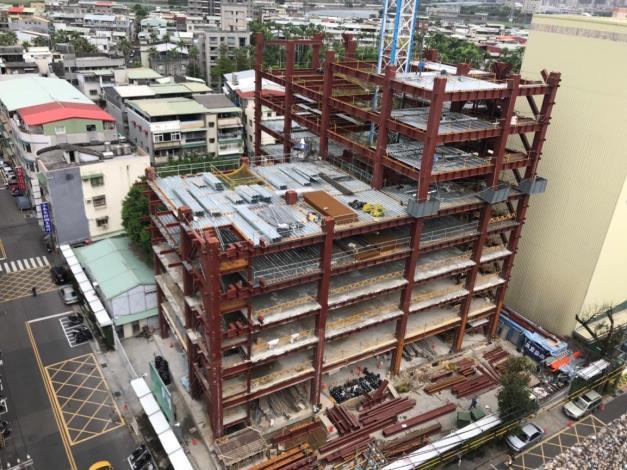 01地上一樓結構體施作