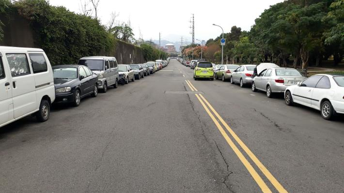 圖3 文林路587巷(文昌路至基河路)施工前照片