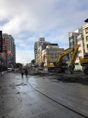 圖7拆除現況-重慶南路146巷口