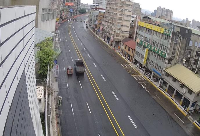 圖9重慶南路3段124巷口現況