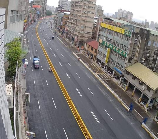 圖5重慶南路三段124巷口空拍照片2