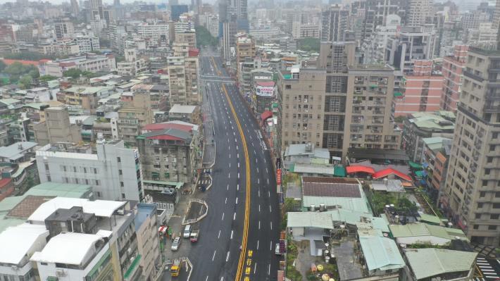 圖6重慶南路三段158號口空拍照片1