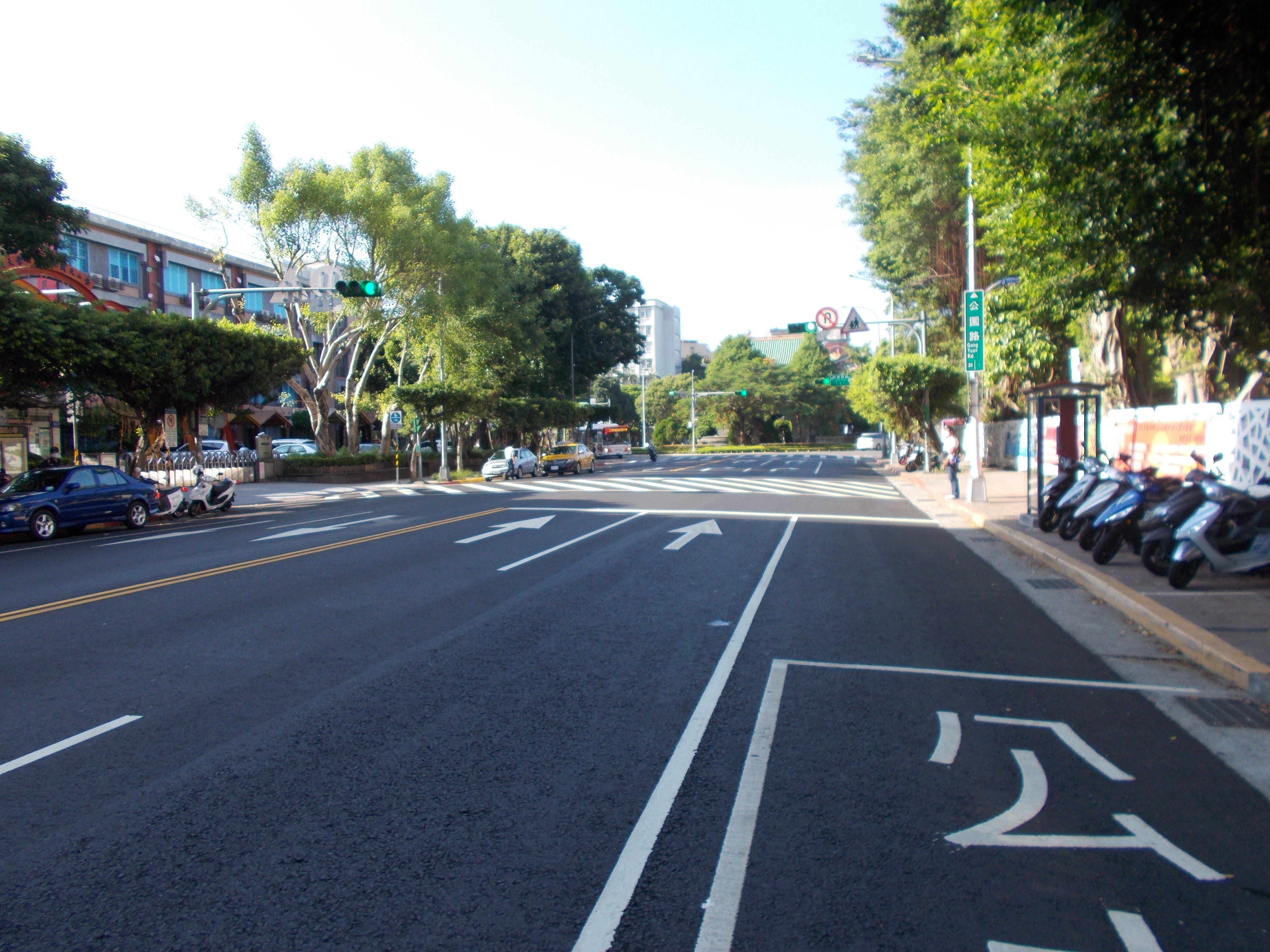 圖5、公園路路面更新完成.JPG