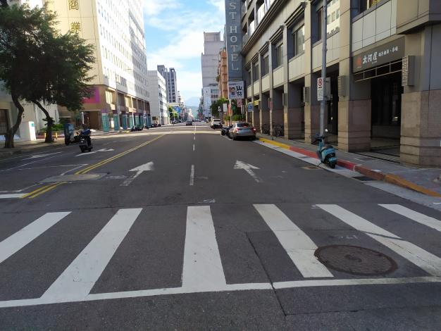 圖6吉林路(南京東路至錦州街口)施工前照片-3