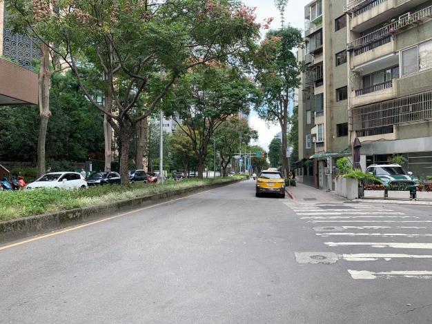 圖4 慶城街(民生東路3段至南京東路3段)施工前照片2