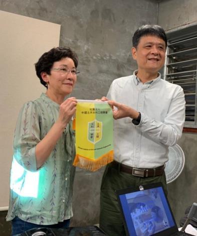 圖2-土木水利學會與臺北市政府經驗交流2
