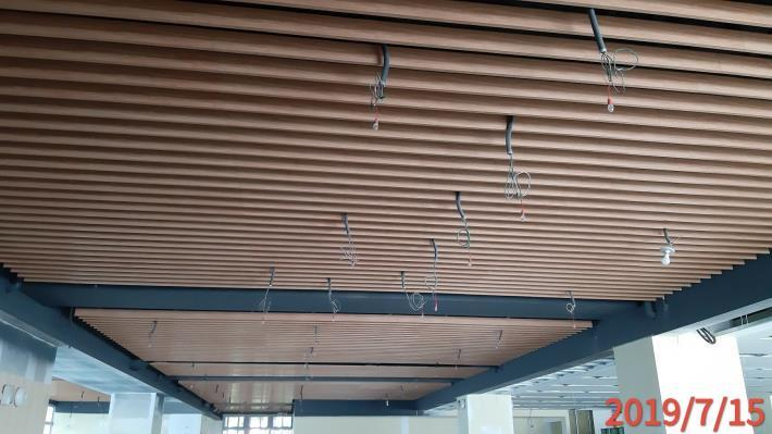 10807-天花板、自平泥、景觀工程施作