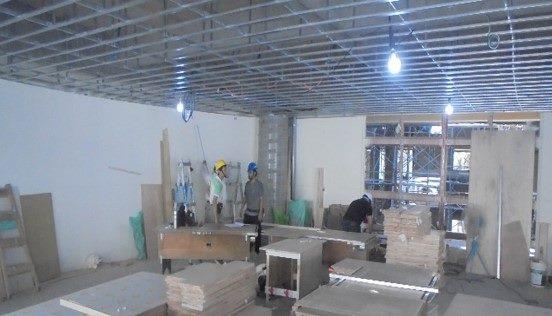 10809-南基地圖書館櫥櫃工程施作