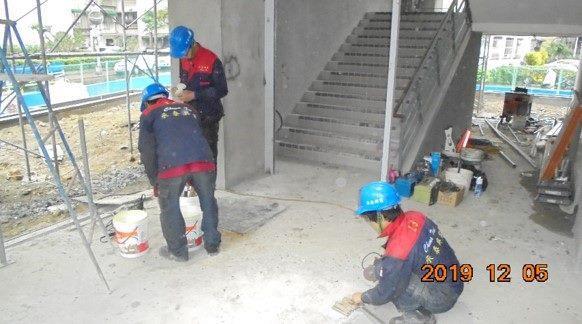 10812-南基地扶手欄杆施作