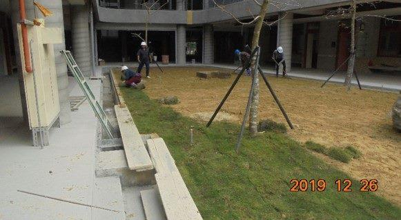 10812-南基地草皮工程施作