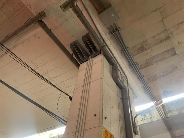 108年11月18日建國高架橋P65托座吊裝