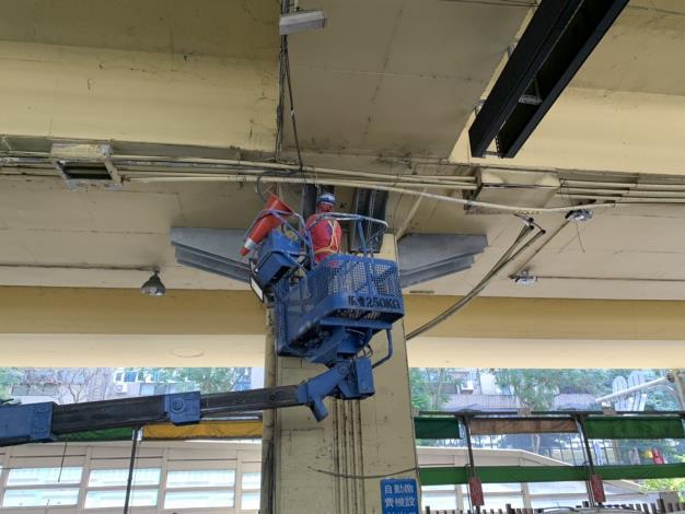 1080410-建國高架橋P36支承剪力TYPE 2 M24化錨鑽孔